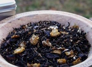 Foxglove tea